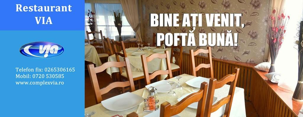 Restaurant Via Tirgu Mures, Renovat