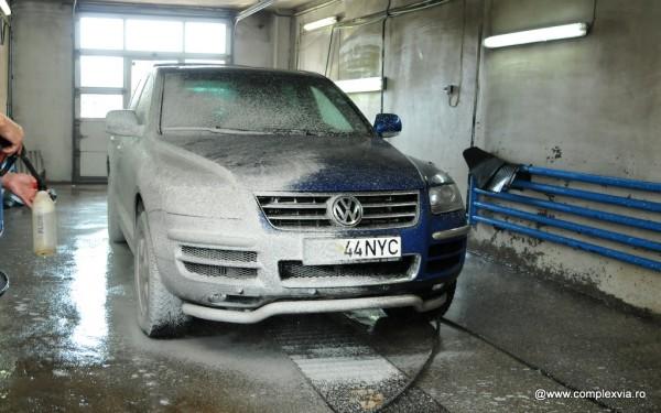 Spalatorie auto profesionala Targu Mures8787