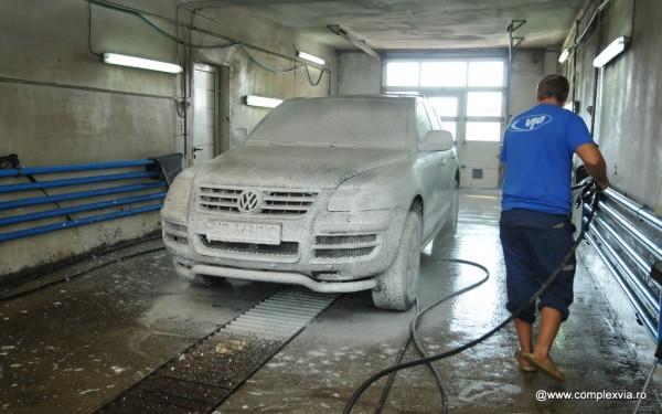 Spalatorie auto profesionala Targu Mures8790