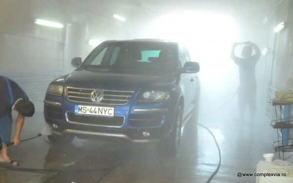 Spalatorie auto profesionala Targu Mures8824