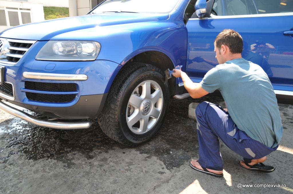 Spalatorie auto profesionala Targu Mures