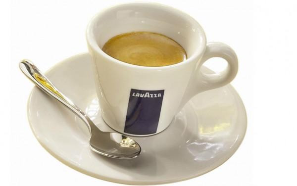 cafea lavazza la intrarea in Targu Mures