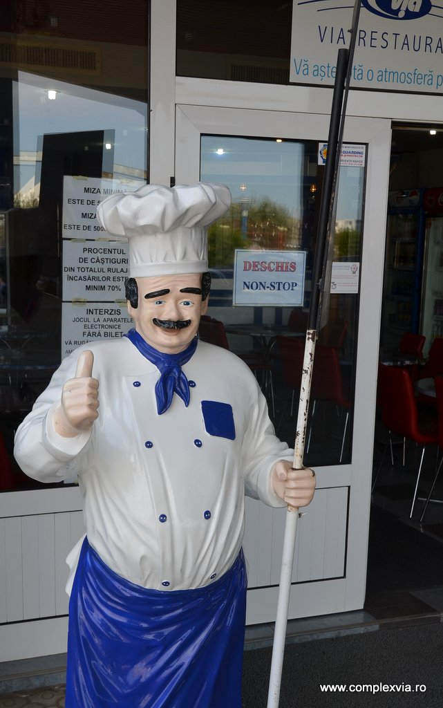 Cazare in Targu Mures la Pensiune Restaurant Motel Via , mic dejun inclus, Imagine Restarant Via