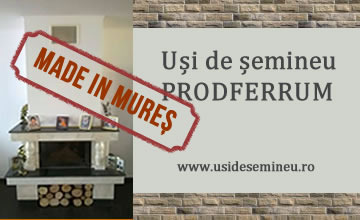 made in mures Prodferrum