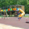 parcul de joaca pentru copii de la platou langa zoo targu mures