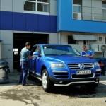Spalatoria auto profesionala Via, repede, ieftin, profesionist: cosmetizare auto
