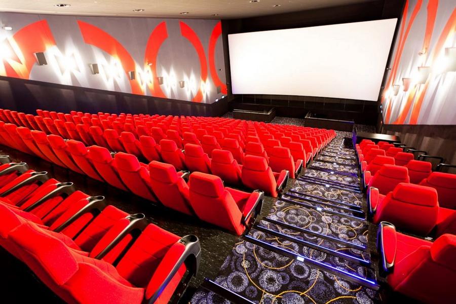 Cinema City cum arata sala