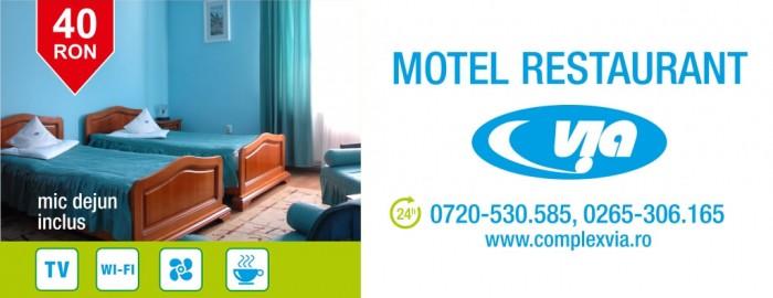 Complex Motel Restaurant Via