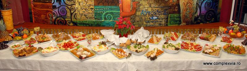 Restaurant evenimente Complex Via, Cristesti, Judetul Mures