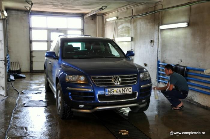 Spalatorie auto profesionala Targu Mures8753