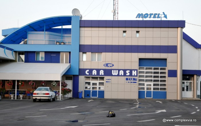 Spalatorie auto Via, Targu Mures km1