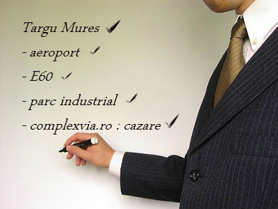 cazare business in Targu Mures