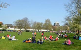 maraton parc central Olanda 2014